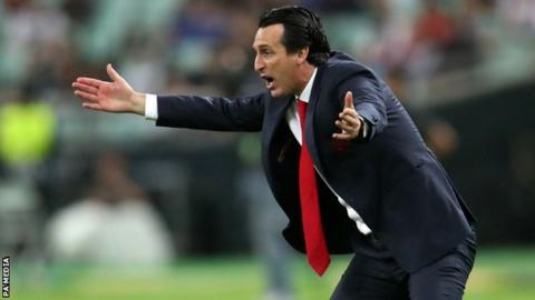 Unai Emery's side faced more shots than they took in both his two seasons in charge