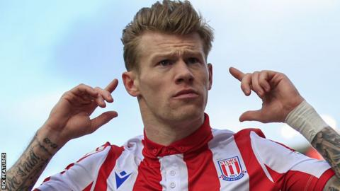 Irish global  James McClean deletes Instagram account following 'inappropriate post'