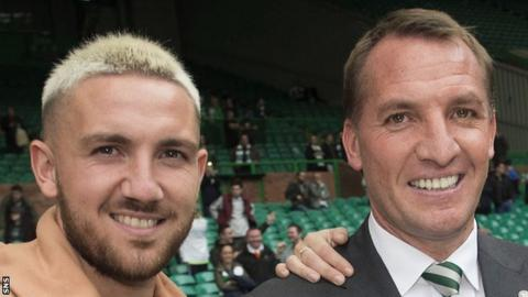 Anton and Brendan Rodgers