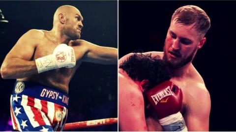 Fury fights Wallin on 14 September in Las Vegas