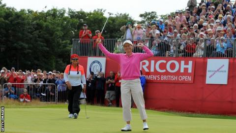 World Invitational: Solheim Cup captain Catriona Matthew to play