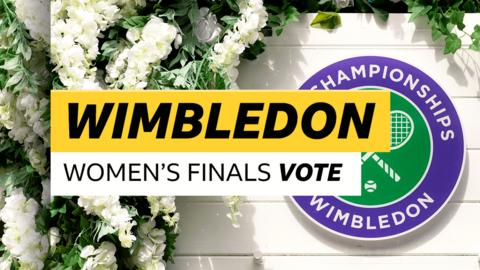 women's final vote graphic