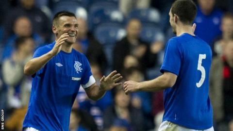 Lee Wallace took over the captaincy at Rangers once Lee Mc Culloch left in 2015