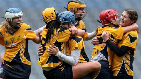 Clonduff won the Intermediate Championship for the first time