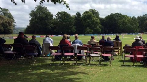 Sussex have played an annual first-class fixture at picturesque Arundel every summer since 1990