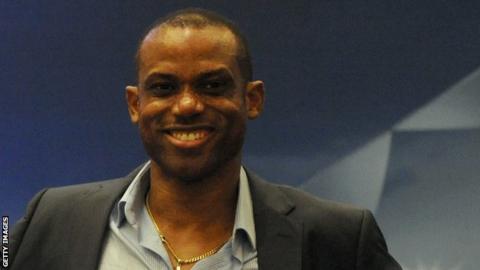 Nigeria coach Sunday Oliseh