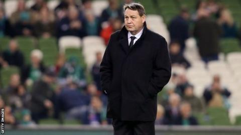 All Blacks coach Steve Hansen to step down after World Cup