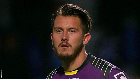 Tranmere will be the 11th club Welshman Rhys Taylor has played for