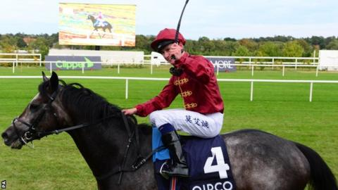 Murphy ready to get Roaring Lion switched on at Ascot