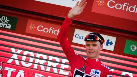 Froome case a 'disaster' for cycling - former UCI boss McQuaid