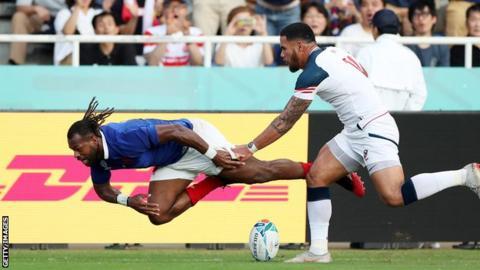 Raka scores for France