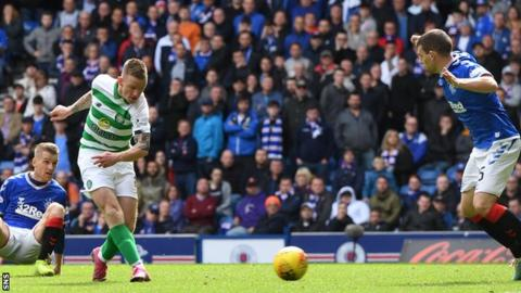 Kieran Tierney and Scott Brown respond to Jonny Hayes's Celtic announcement