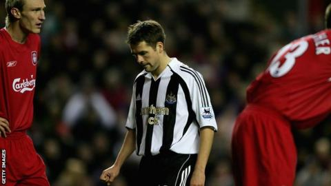 Michael Owen regrets Newcastle spell: They're not a big club