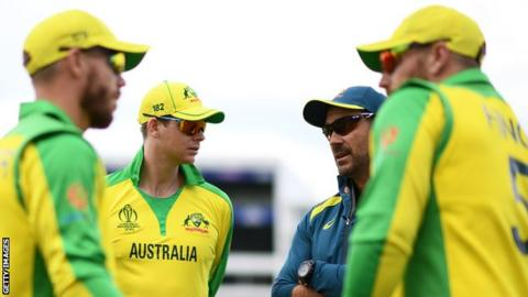 Defending champions Australia open World Cup campaign with victory over Afghanistan