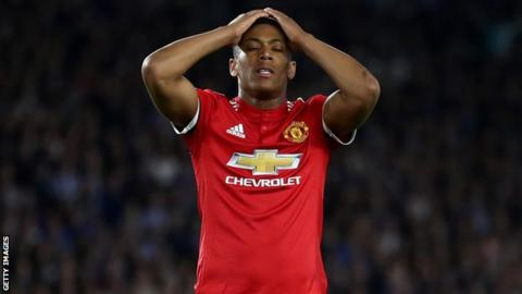 Mourinho Reveals The Reason Behind Anthony Martial Absence
