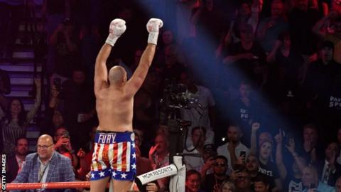 Tyson Fury win shows heavyweight boxing's 'golden era' could be back on, says Steve Bunce