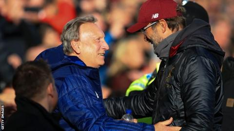 Warnock and Klopp