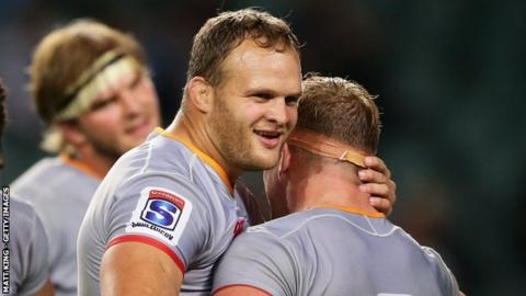 Kurt Haupt's most recent club in South Africa was Southern Kings