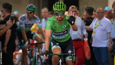 Sagan to compete in first Giro; Carapaz likely to defend title