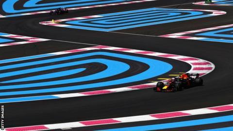 French Grand Prix is 10th race of F1 season off amid coronavirus pandemic