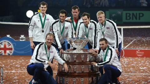 Defending champ Croatia to face Spain in new Davis Cup