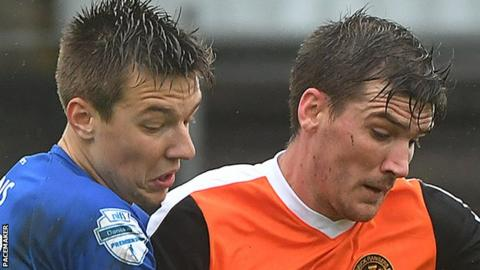 Coleraine extended their winning start to seven games by beating Carrick