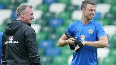 """O'Neill: """"Jonny has all the attributes that you would look for in a manager"""""""