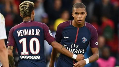 PSG avoid UEFA punishment over FFP rules