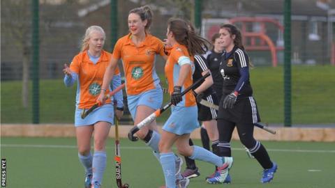 Ards beat University College Cork at Londonderry Park