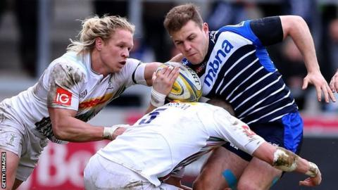 Sale v Harlequins
