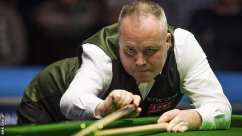 John Higgins has lost in the last two finals at the World Championship