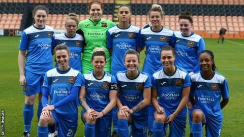 Sheffield FC Ladies
