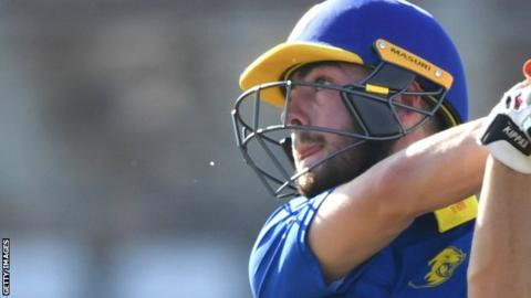 One-Day Cup: Durham hopes ended by rain at Headingley - BBC