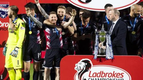 Ross County: Champions will 'respect the league' in key game