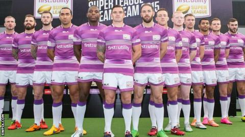 3622ddbcf6d Leeds Rhinos dominate 2015 Super League Dream Team - BBC Sport