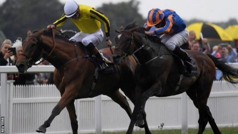 Royal Ascot 2017: Big Orange wins Gold Cup epic from Order
