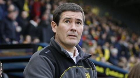 Nigel Clough: Burton manager interested in talking to ...