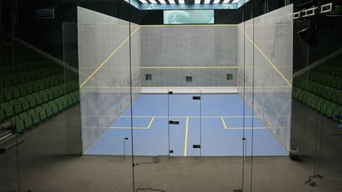 Squash court business plan