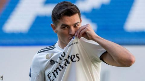 Real Madrid was the only choice, says Brahim Diaz