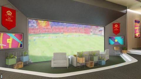 BBC announces World Cup virtual reality trials