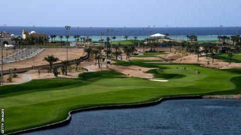 The Royal Greens Golf and Country Club in Jeddah