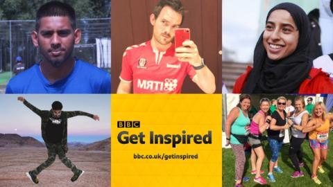 Get Inspired 5 stories