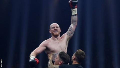 George Groves to fight Chris Eubank Jr in Super Series in Manchester