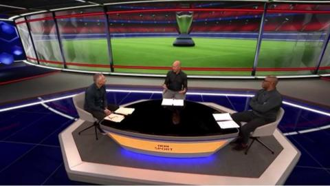 BBC pundits ahead of Bournemouth v Crystal Palace on the BBC