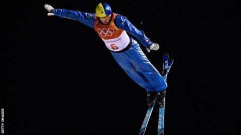 Ukraine notches its first Olympic gold in Pyeongchang