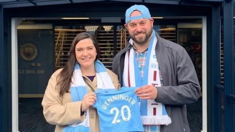 Missy and Matt Renninger
