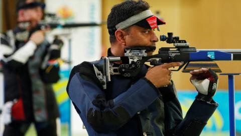Shooting at the 2018 Commonwealth Games
