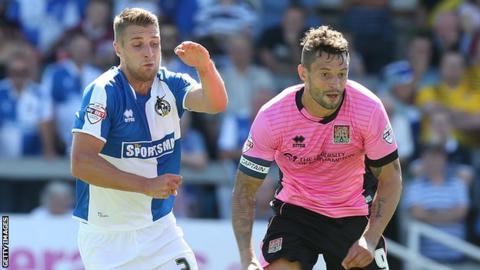 Bristol Rovers v Northampton