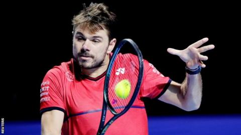 Wawrinka beats Tiafoe, sets up Basel QF against Federer