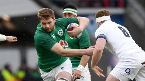 Ireland's Henderson